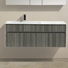 Ashy 48 Single Bathroom Vanity Set by Eviva