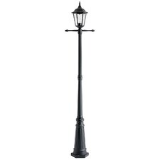 Burford Exterior Tall Lamp 1 Light 218cm Post Lantern Set