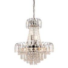 Amadis 6 Light Crystal Chandelier