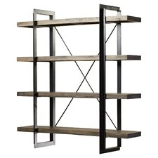 "Brookside 64"" Etagere Bookcase"
