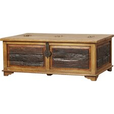 Kerala Blanket Box / Trunk Coffee Table  by William Sheppee