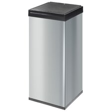 Hailo Big-Box 80L Stainless Steel Bin