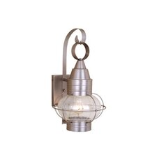 Nautical 1-Light Outdoor Wall Lantern