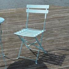 Vasser Folding Dining Side Chair (Set of 2)
