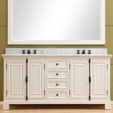 Freemont 72 Double Bathroom Vanity Set by dCOR design