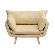 Kendall Lounge Chair by INK+IVY