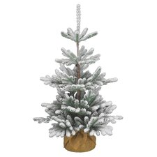 Imperial 3.5' White Spruce Artificial Christmas Tree