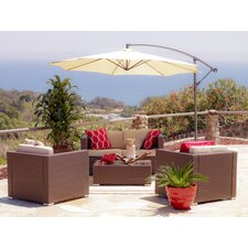 Dunarragan 5 Piece Seating Group with Cushion by Brayden Studio®