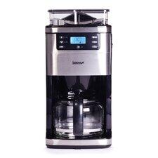 1050W 1.5L Bean to Cup Digital Filter Coffee Maker