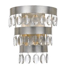Opal 2-Light Sconce