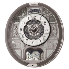 Melodies in Motion Haven Musical Wall Clock