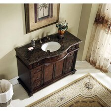 "Kendall 48"" Single Bathroom Vanity Set"