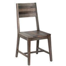 Alycia Solid Wood Dining Chair (Set of 2)