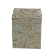 Small Lined Decorative Fabric Box