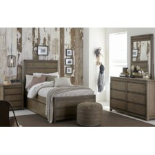 Oak bedroom sets you 39 ll love wayfair for Big w bedroom storage