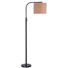 2 Bulb Floor Lamp: Bonds Arched Floor Lamp,Lighting