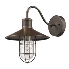 Armona 1-Light Cone Shade Wall Sconce