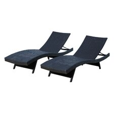 Canaan Chaise Lounge (Set of 2)