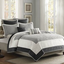 Everly 7 Piece Coverlet Set