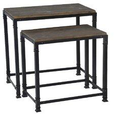 Remy 2 Piece Nesting Table Set