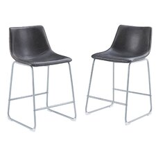 "Mary-Kate 36"" Bar Stool (Set of 2)"