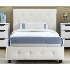 Salina Upholstered Platform Bed by Andover Mills®