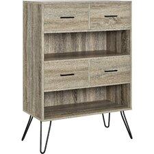 "Tristan 44"" Standard Bookcase"