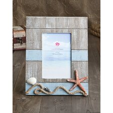 lovely beach picture frame