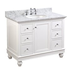 "Bella 42"" Single Bathroom Vanity Set"