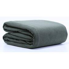 Polartec® Grid Fleece Throw Blanket