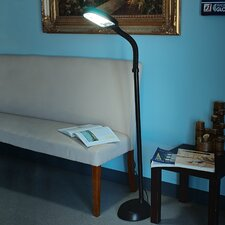 "Sunlight 55"" Arched Floor Lamp"