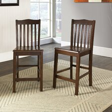 Birmingham Solid Wood Dining Chair (Set of 2)