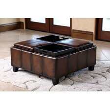 Cacapon Square Ottoman by Loon Peak