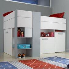Babel Convertible Toddler Bed