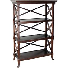Charter 47 Etagere Bookcase by Wayborn