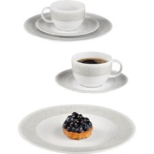 Marina Canvas 18 Piece Tableware Set