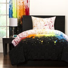 Crayola Cosmic Burst Comforter Set