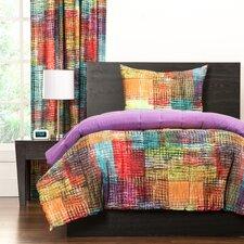 Crayola Etch Comforter Set