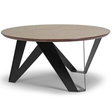 Aimi Round Coffee Table by Glamour Home Decor