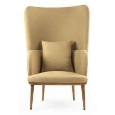 Vail Wing back Chair by Zentique Inc.