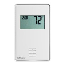 Thermostat Non Programmable Thermostat