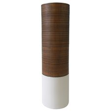 Resin Floor Vase