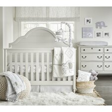 Hudson Fitted Crib Sheet by Wendy Bellissimo