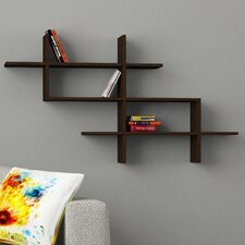 Halic Floating Shelf by Decortie Design
