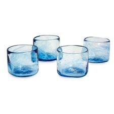 Mist Lowball Glass (Set of 4)