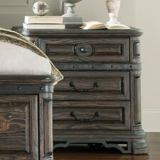 Monterrey 3 Drawer Nightstand by Darby Home Co