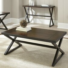 Red Cliff Coffee Table by Trent Austin Design