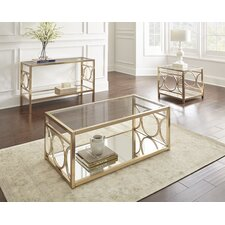Glastonbury Coffee Table Set by Mercer41™