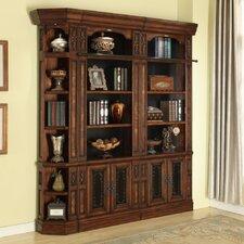 Victoria 94.75 Standard Bookcase by Astoria Grand