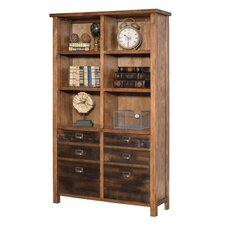 Hardin 72 Standard Bookcase by Laurel Foundry Modern Farmhouse